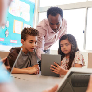 Students-in-classroom-using-devices