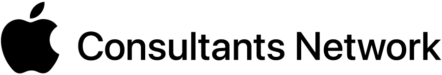 Apple Consultants Network logo